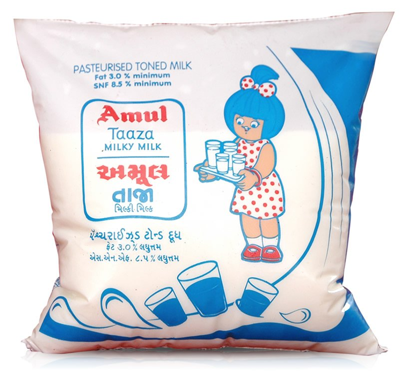 Taaza Milk supplier company in Surat, Gujarat, India